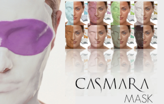 Mastile faciale Algae Peel Off CASMARA